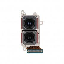 Cámara trasera dual 64+12mpx para Samsung Galaxy S21 5G G991F