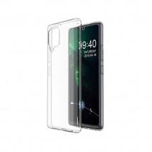 Funda TPU Silicona Transparente para Samsung Galaxy M12