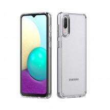 Funda TPU Silicona Transparente para Samsung Galaxy A02