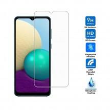 Protector Cristal Templado para Samsung Galaxy A02