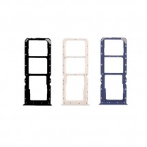 Bandeja porta tarjeta Sim y MicroSD para móvil Oppo A53 2020