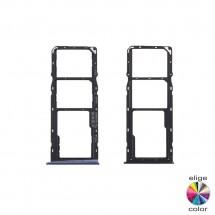 Bandeja porta tarjeta Sim y MicroSD para Oppo Realme C11 C12 C15