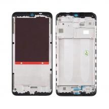 Marco frontal display negro para Xiaomi Redmi 9