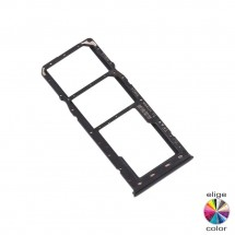 Bandeja porta tarjeta sim y microSD para Realme 3 Pro