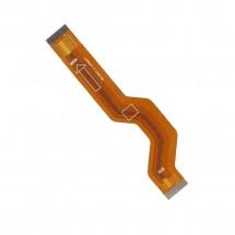 Flex principal curvo interconexión placa auxiliar para Oppo Realme 7 Pro