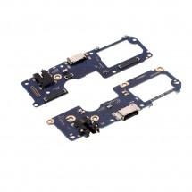 Placa conector carga jack audio y micrófono para Oppo Realme 7 Pro