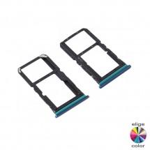 Bandeja porta tarjeta Sim y MicroSD para móvil Oppo Reno 2