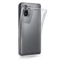 Funda TPU Silicona Transparente para Xiaomi Redmi Note 10S