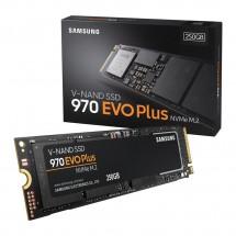 Disco Samsung 970 Evo Plus 250GB NVMe M.2 PCIe 3.0 3.5Gb/s V-NAND SSD - PC