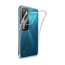 Funda TPU Silicona Transparente para Xiaomi Poco M3 Pro