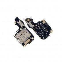 Placa conector de carga lector sim y micrófono Xiaomi Mi 10 Lite 5G