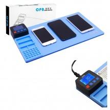 Alfombrilla tapete térmico CPB CP320 desmontar pantallas móviles y tablets