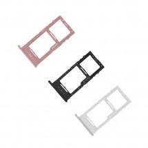 Bandeja porta tarjeta Sim y MicroSD para Samsung Galaxy A51 5G A516