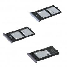 Bandeja porta tarjeta Sim y MicroSD para Samsung Galaxy M31s M317