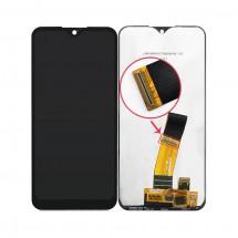 Pantalla completa compatible para Samsung Galaxy A01 A015 2020 Ver. Amarillo