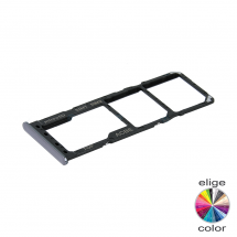 Bandeja porta tarjeta Sim y MicroSD para Samsung Galaxy A32 4G A325