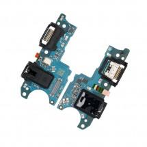 Placa conector carga jack audio y micrófono Samsung Galaxy A02s A025F
