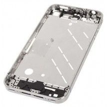 Chasis de medio Plata iPhone 4G