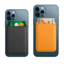 Porta tarjetas y dni magnético para iPhone 12 / 12 mini / 12 Pro / 12 Pro Max
