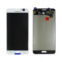 Pantalla completa Original para Samsung Galaxy J7 Prime G610 Blanca