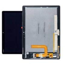 "Pantalla completa ORIGINAL negra Huawei MediaPad M3 Lite 10"""