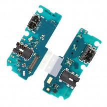 Placa conector carga jack audio y micrófono Samsung Galaxy M12 M127