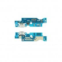Placa conector carga y micrófono para Wiko View 3 Lite