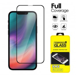 "Protector FULL COVER Cristal Templado para iPhone 13 / 13 Pro de 6.1"""