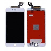 "Pantalla LCD mas tactil color blanco iPhone 6S Plus de 5.5"""