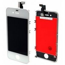 Pantalla Completa LCD y Tactil iPhone 4S Blanco