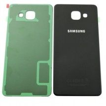 Tapa Trasera Color Negro para Samsung Galaxy A5 2016 A510F
