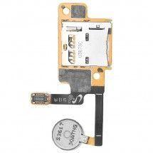 Flex lector MicroSD y vibrador para Samsung Galaxy Note N5100 N5