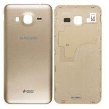 Tapa bateria dorada para Samsung Galaxy J3 J320 (2016)