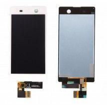 Pantalla LCD y tactil blanco para Sony Xperia M5