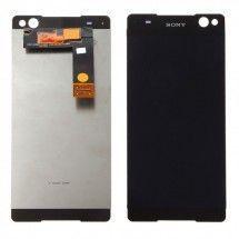 Pantalla LCD y tactil negro para Sony Xperia C5 Ulltra