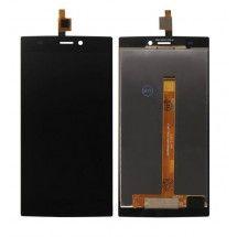 Pantalla LCD y tactil color para negro Wiko Ridge 4G