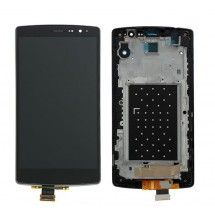 Pantalla LCD Más Táctil Para LG G4 H525N Color Negro Con Marco