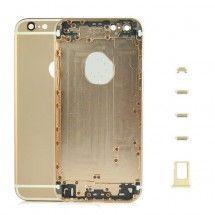 Chasis trasero color Dorado para iPhone 6