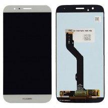 Pantalla LCD y tactil silver para Huawei Ascend G8