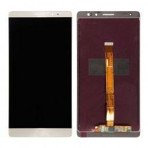 Pantalla LCD y tactil dorado para Huawei Ascend Mate 8