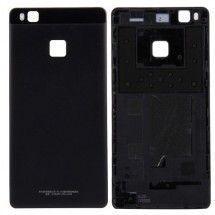 Tapa trasera negra para Huawei P9 Lite