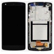 Pantalla LCD + tactil Con Marco Para LG Nexus 5