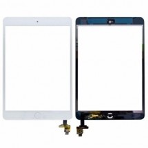 Tactil color blanco con IC para iPad Mini1 Mini2