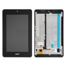 Pantalla LCD mas tactil color negro para Acer One 7 B1-730