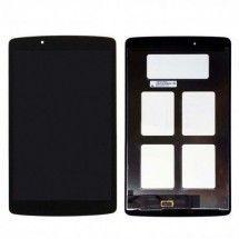 Pantalla LCD mas tactil color negro para LG G PAD V480 V490