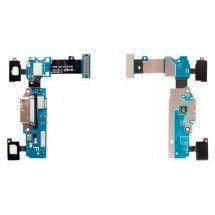 Flex Conector carga + Microfono S.Galaxy S5