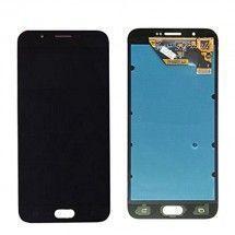 Pantalla LCD y tactil color negro para Samsung Galaxy A8 A800F