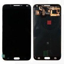 Pantalla LCD y Tactil color negro para Samsung Galaxy E7
