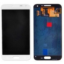 Pantalla LCD y Tactil color blanco para Samsung Galaxy E7