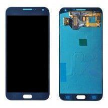 Pantalla LCD y Tactil color azul para Samsung Galaxy E7